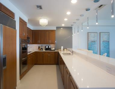 Kitchen within Private Residence at The Ritz-Carlton, Grand Cayman