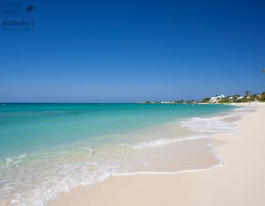 Seven Mile Beach in front of Seabreeze, Grand Cayman