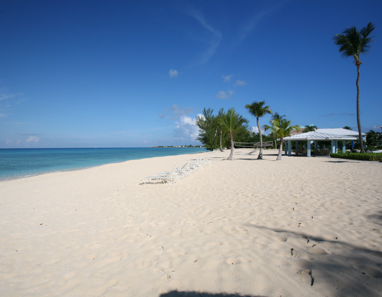 Seven Mile Beach in front of Silver Sands, Grand Cayman