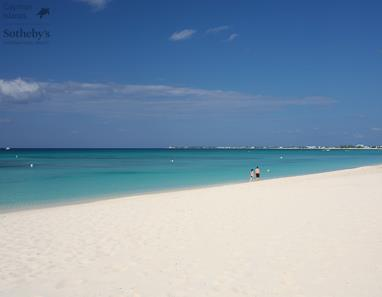 Seven Mile Beach in front of The Great House, Grand Cayman
