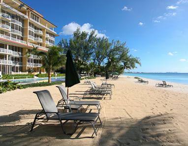 Seven Mile Beach in front of The Renaissnace, Grand Cayman