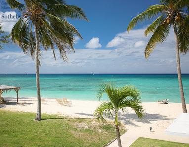 Seven Mile Beach in front of Harbour Heights, Grand Cayman