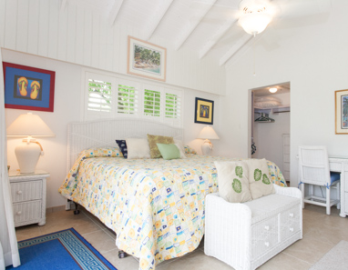 Bedroom at Villas of the Galleon, Seven Mile Beach