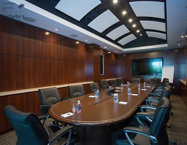 Conference room at the Caribbean Club